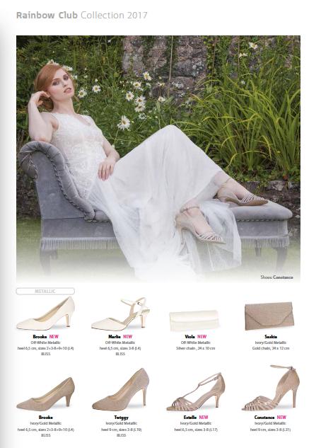 on sale cbe1f 9da22 Sposa Vienna   führend bei Schuhen zum Brautkleid, zur ...