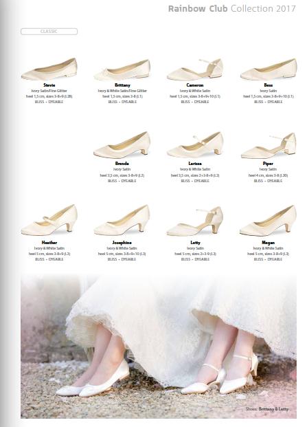 on sale 45876 ac852 Sposa Vienna   führend bei Schuhen zum Brautkleid, zur ...